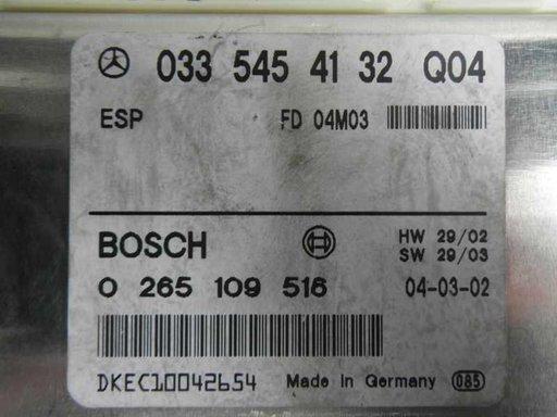 Calculator esp mercedes e class w211 cod 0335454132 Q04