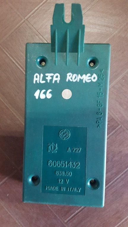 Calculator lumini Alfa Romeo 166