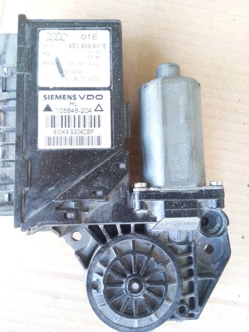 Calculator modul motoras macara geam stanga dreapt