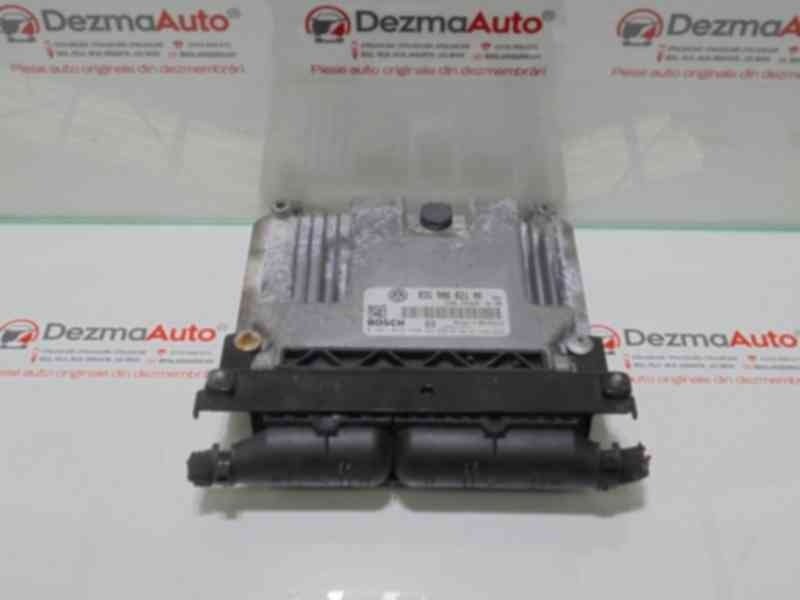 Calculator motor 03G906021NK, 0281013440, Vw Passat (3C2) 2 0tdi