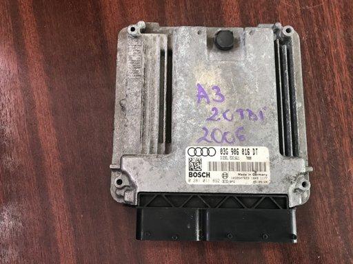 Calculator motor Audi A3 8P 2.0 TDI 03G906016DT