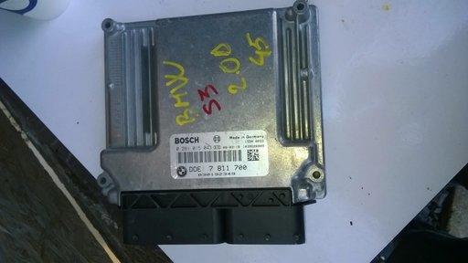 Calculator motor BMW S3 e 90 2.0D