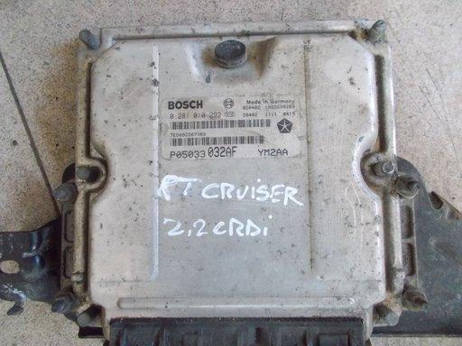 CALCULATOR MOTOR CHRYSLER PT CRUISER 2,2 CRDI