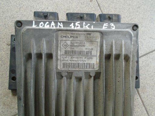 CALCULATOR MOTOR DACIA LOGAN 1,5 DCI
