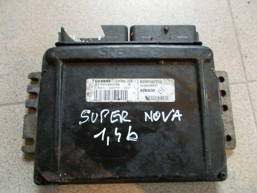 CALCULATOR MOTOR DACIA SUPER NOVA 1,4b