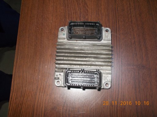 CALCULATOR motor/ECU 1,7 DTI ASTRA G 2000-2005