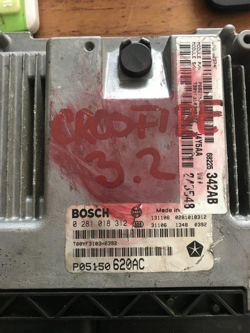 Calculator motor ecu Chrysler crossfire 3.2 028101