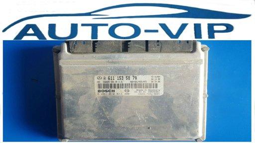 Calculator motor ECU cod A6111535879 (0281010611) 2.2cdi