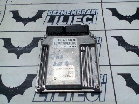 Calculator Motor (ECU) de BMW ,E60 ,an 2004