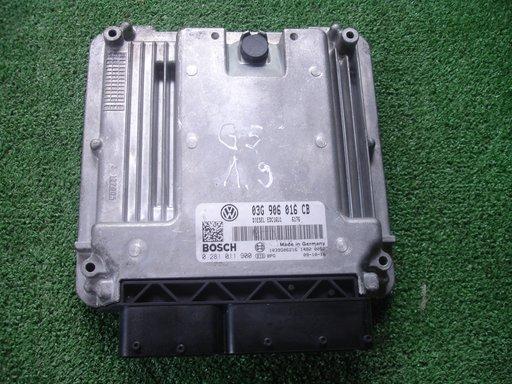 Calculator motor ecu golf 5 1.9 tdi an 2004-2008