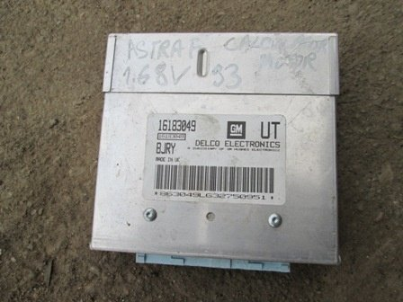 Calculator motor ECU Opel Astra F 1.6 b 16183049