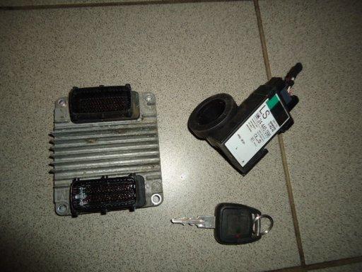 Calculator motor ecu opel astra g 1.7 dti isuzu