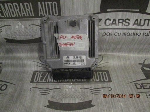 Calculator motor ECU VW Phaeton 5.0 diesel 2007