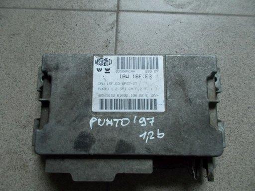 CALCULATOR MOTOR FIAT PUNTO 1,2b