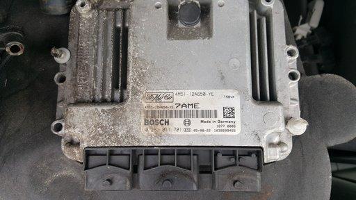 Calculator motor Ford Focus 2 1.6 TDCI 66 kw