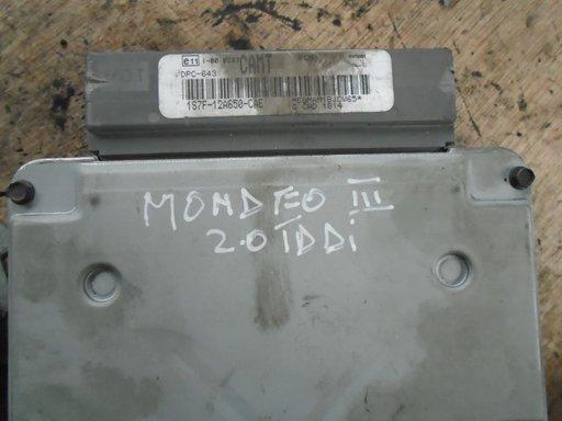 CALCULATOR MOTOR FORD MONDEO III 2,0TDCI