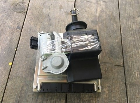 Calculator motor kit complet mercedes w203 2.2 cdi an 2003