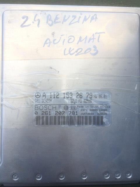 Calculator motor kit pornire mercedes c class w203