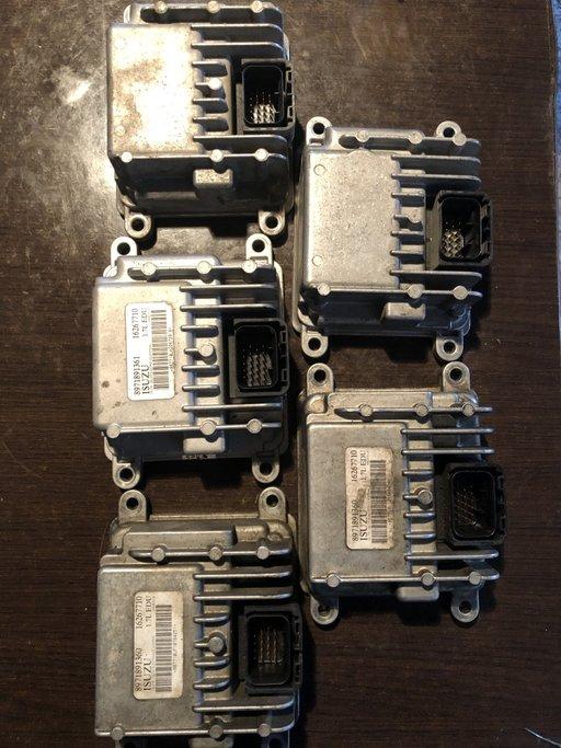 Calculator motor Opel Astra G
