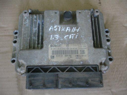 Calculator motor opel astra h 1.7 74 kw an 2005-2009