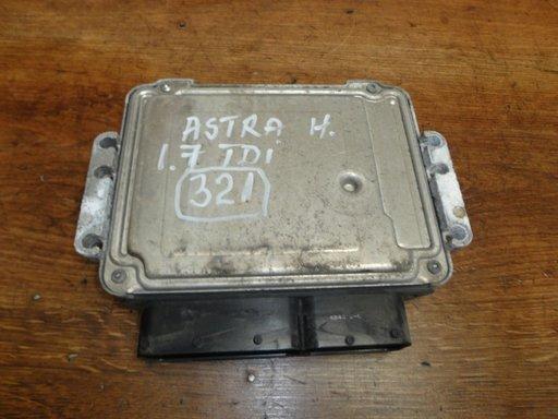 Calculator motor Opel Astra H 1.7 CDTi 2004 - 2010 74kW 101CP 1686CC Manuala 6 Trepte Z17DTH