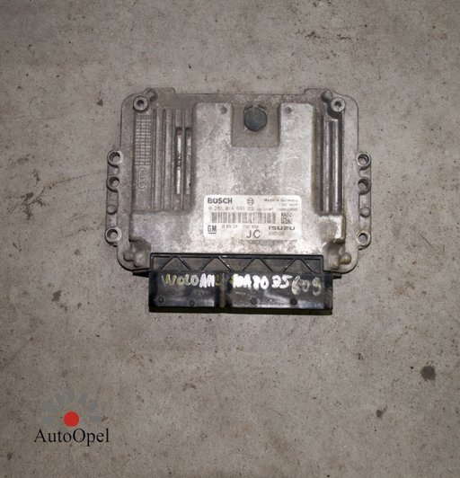 Calculator Motor Opel Astra H 1.7D