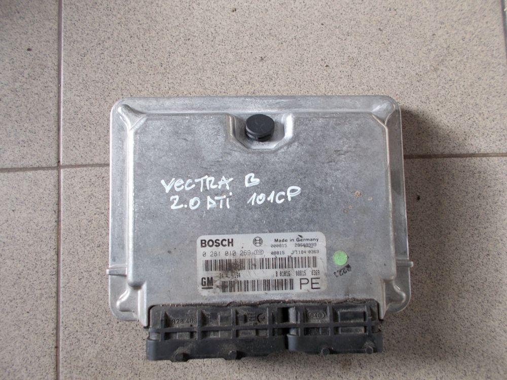 CALCULATOR MOTOR OPEL VECTRA B 2,0 DTI