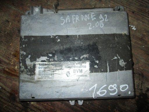 Calculator motor Renault Safrane 1992 2.0 b