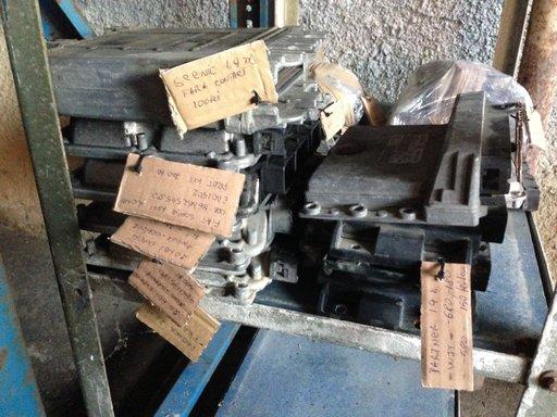 Calculator motor Renault Scenic