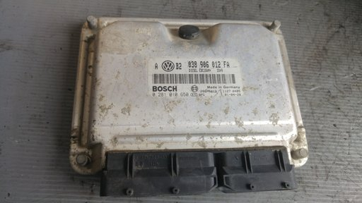 Calculator motor vw golf 4 alh 038906012fa