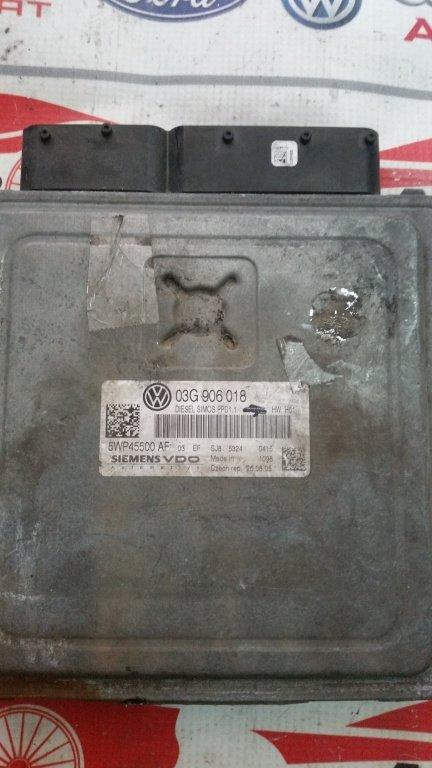 Calculator motor VW Passat 3C2 03G906018 - #1048854695 - PieseAuto ro