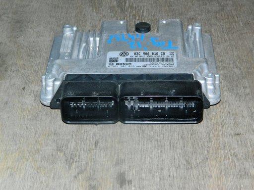 Calculator motor VW Tiguan 2012 cu codul: 03C906016CQ