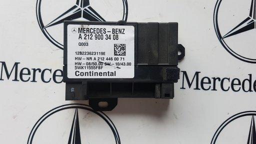 Calculator pompa combustibile Mercedes E class W212 A2129003408