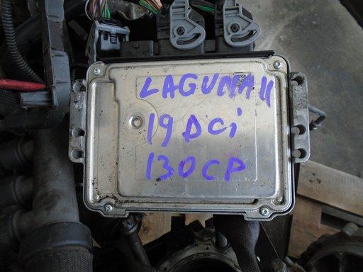 CALCULATOR RENAULT LAGUNA 2, 1.9 DCI(130CP) faceli