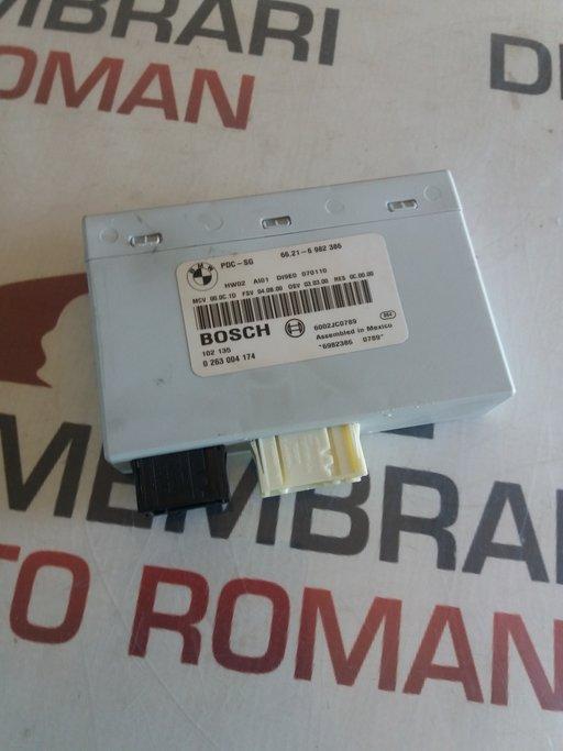 Calculator senzor de parcare PDC BMW E 90, Cod 6982386