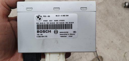 Calculator senzori parcare spate BMW Seria 3 E90 E92 E93 E87 2005 2006 2007 2008