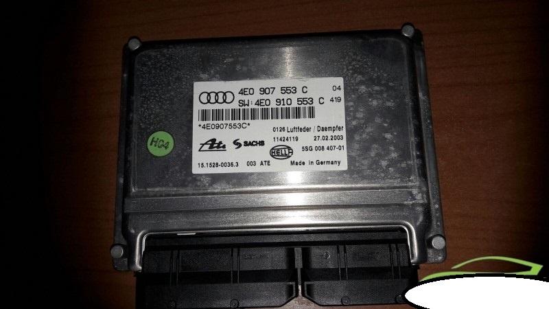 CALCULATOR SUSPENSIE Audi A8 4E0907553C