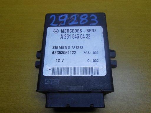 Calculator suspensie Mercedes E-Class, W211, Combi, An 2007