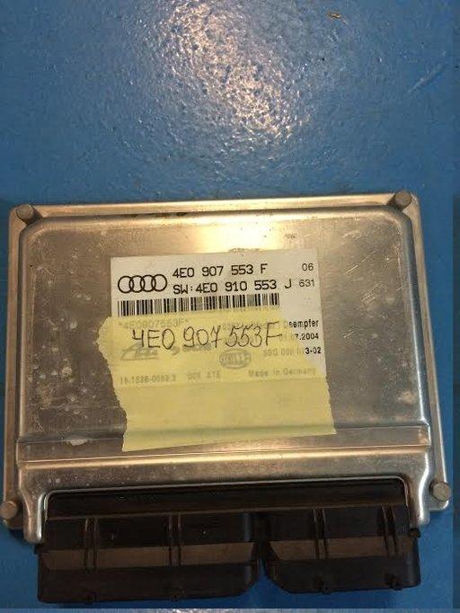 Calculator suspensie pneumatica Audi A8 4E D3 3.0 tdi ASM quattro 2002-2009 cod: 4E0907553F