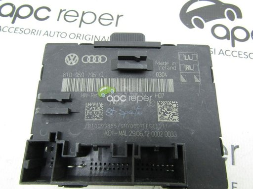 CALCULATOR USA DR SPATE Audi A5 8T 2014 cod 8T0955979H