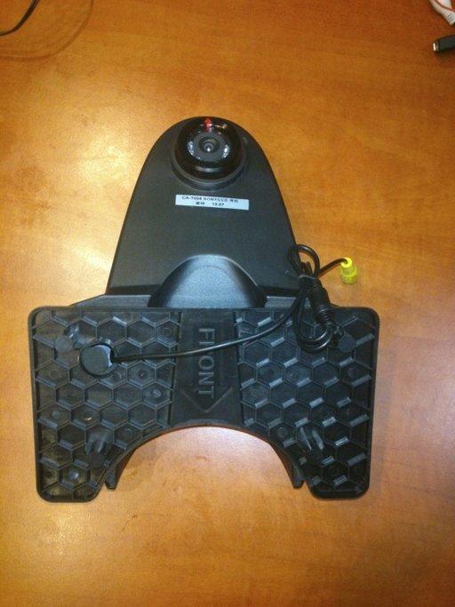 Camera marsarier dedicata Mercedes Sprinter/Volkswagen Crafter