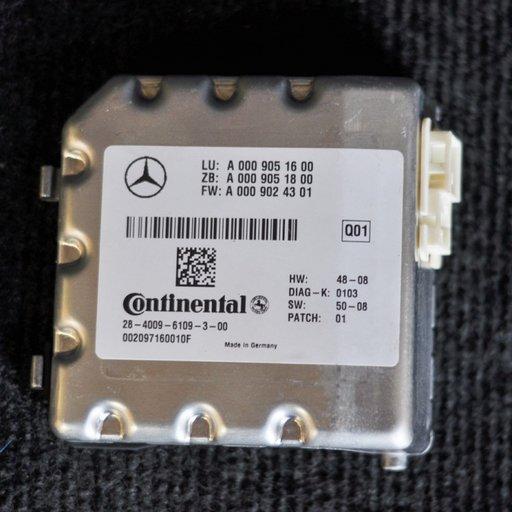 Camera parbriz Mercedes E class W 212 cod A0009051600