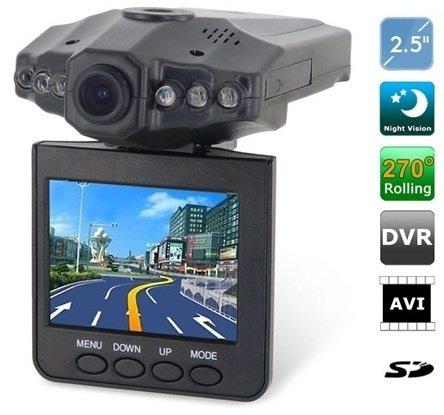 Camera video auto cu ventuza DVR 507
