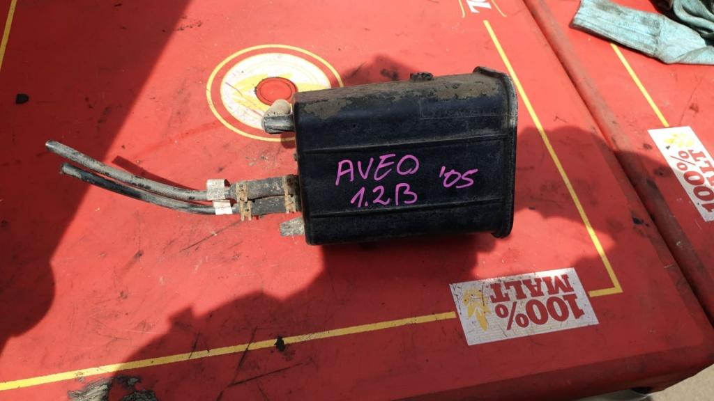 Canistra carbon Chevrolet Aveo 1.2 16v 2007