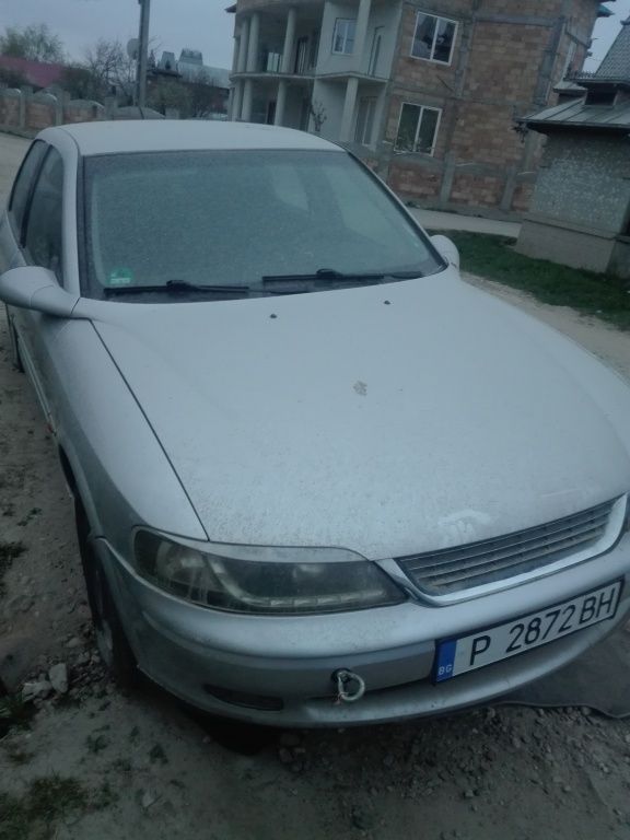 Canistra. Carbon (Opel vectra b-benzina 1.8 (