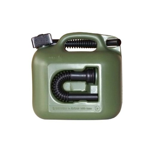 Canistra plastic produse petroliere / combustibil 5 Litri REXXON (45870) - GAMA PROFESIONAL