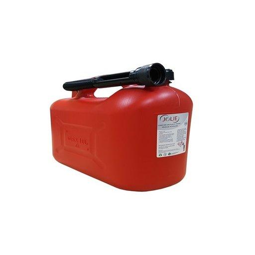 Canistra plastic produse petroliere / combustibil 10 Litri JOLIE (45148) - GAMA STANDARD