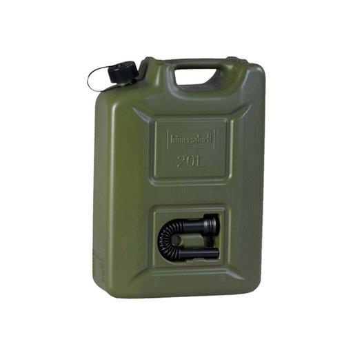 Canistra plastic produse petroliere / combustibil 20 Litri REXXON (45872) - GAMA PROFESIONAL