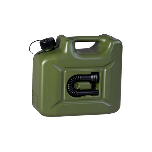 Canistra plastic produse petroliere / combustibil 10 Litri REXXON (45871) - GAMA PROFESIONAL
