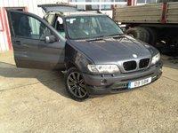 Cap bara BMW X5 E53 3000D 2001-2006